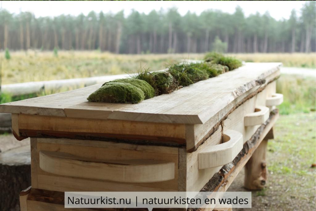 Natuurlijk Afscheid uitvaartbegeleider natuurbegraven Natuurkist.nu