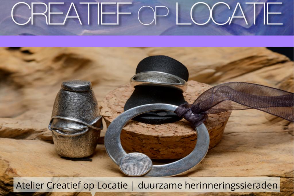 Natuurlijk Afscheid uitvaartbegeleider natuurbegraven Creatief op Locatie
