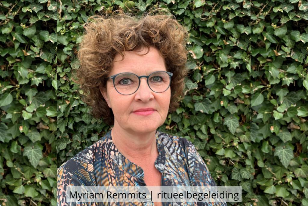 Natuurlijk Afscheid uitvaartbegeleider natuurbegraven Myriam Remmits ritueelbegeleiding