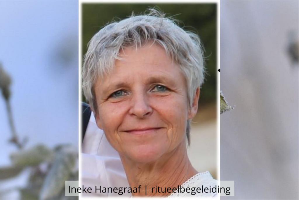 Natuurlijk Afscheid uitvaartbegeleider natuurbegraven Ineke Hanegraaf