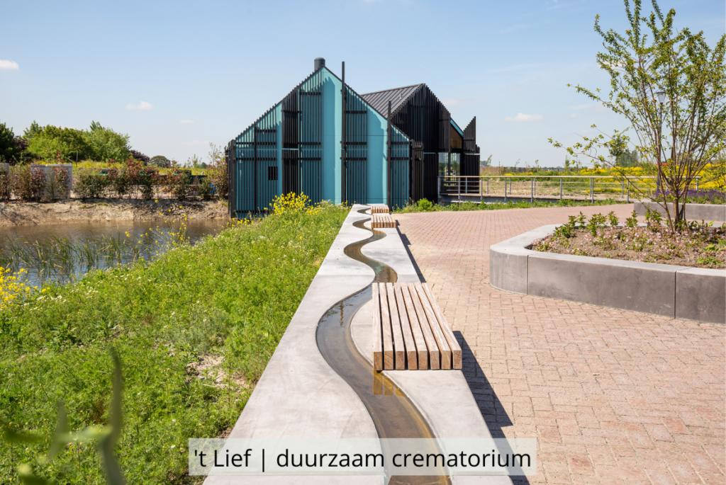Natuurlijk Afscheid uitvaartbegeleider natuurbegraven t Lief crematorium