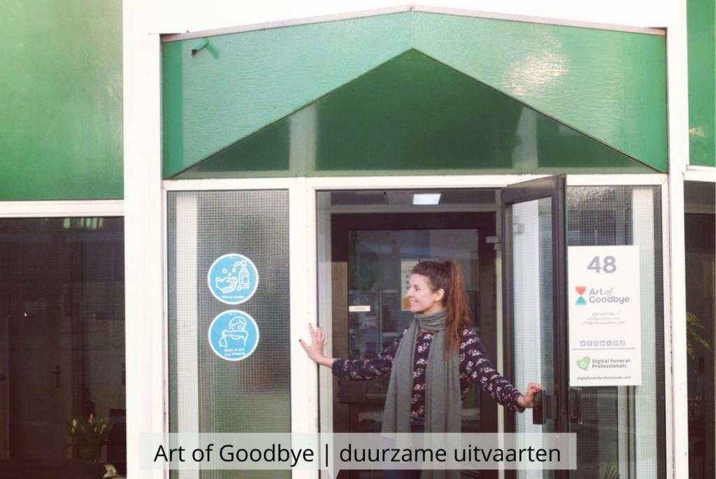 Natuurlijk Afscheid uitvaartbegeleider natuurbegraven Art of Goodbye duurzame uitvaarten