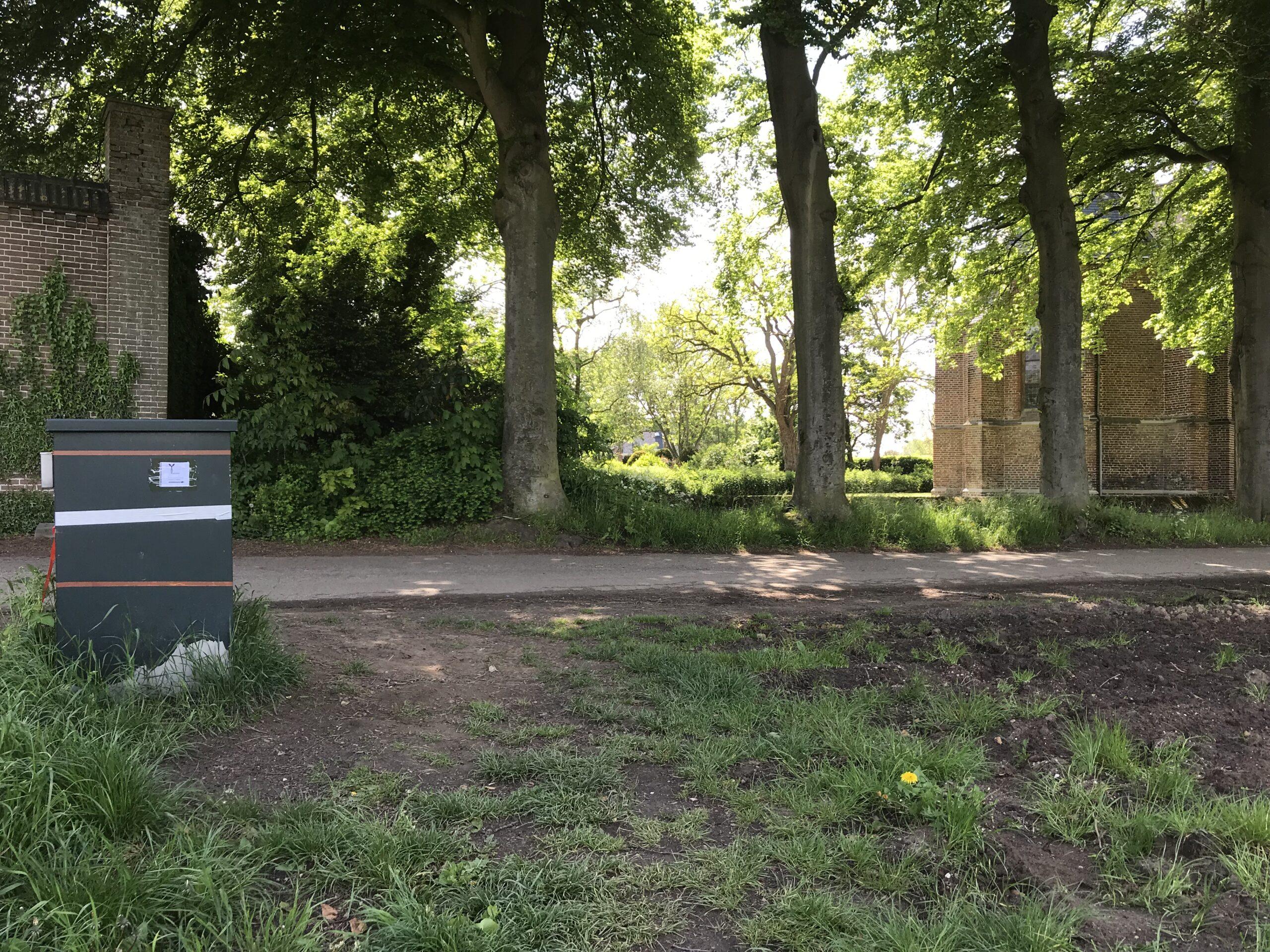 Natuurlijk Afscheid uitvaartbegeleider natuurbegraven wandelroute Grave Emmausklooster
